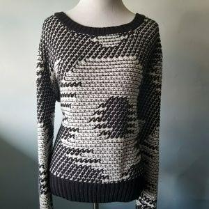 Metaphor Knit Sweater XL